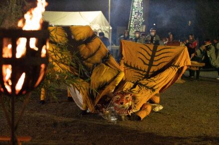 東北DC大槌町特別企画「郷土芸能 かがり火の舞」PR動画が完成しました!